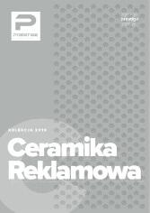 Katalog produktów, Gadżety reklamowe, CERAMIKA REKLAMOWA