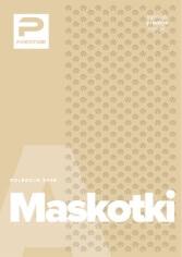 Katalog produktów, Gadżety reklamowe, MASKOTKI