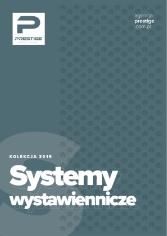 Katalog produktów, SYSTEMY WYSTAWIENNICZE