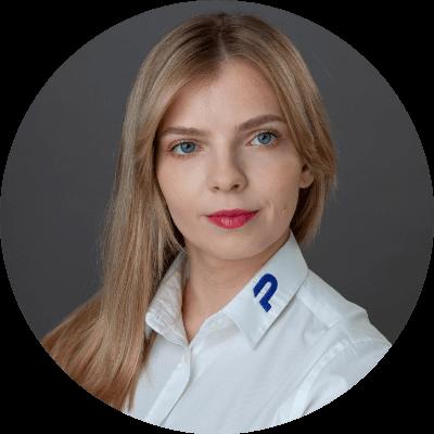 Wioletta Wereda - Specjalista ds. kreowania wizerunku