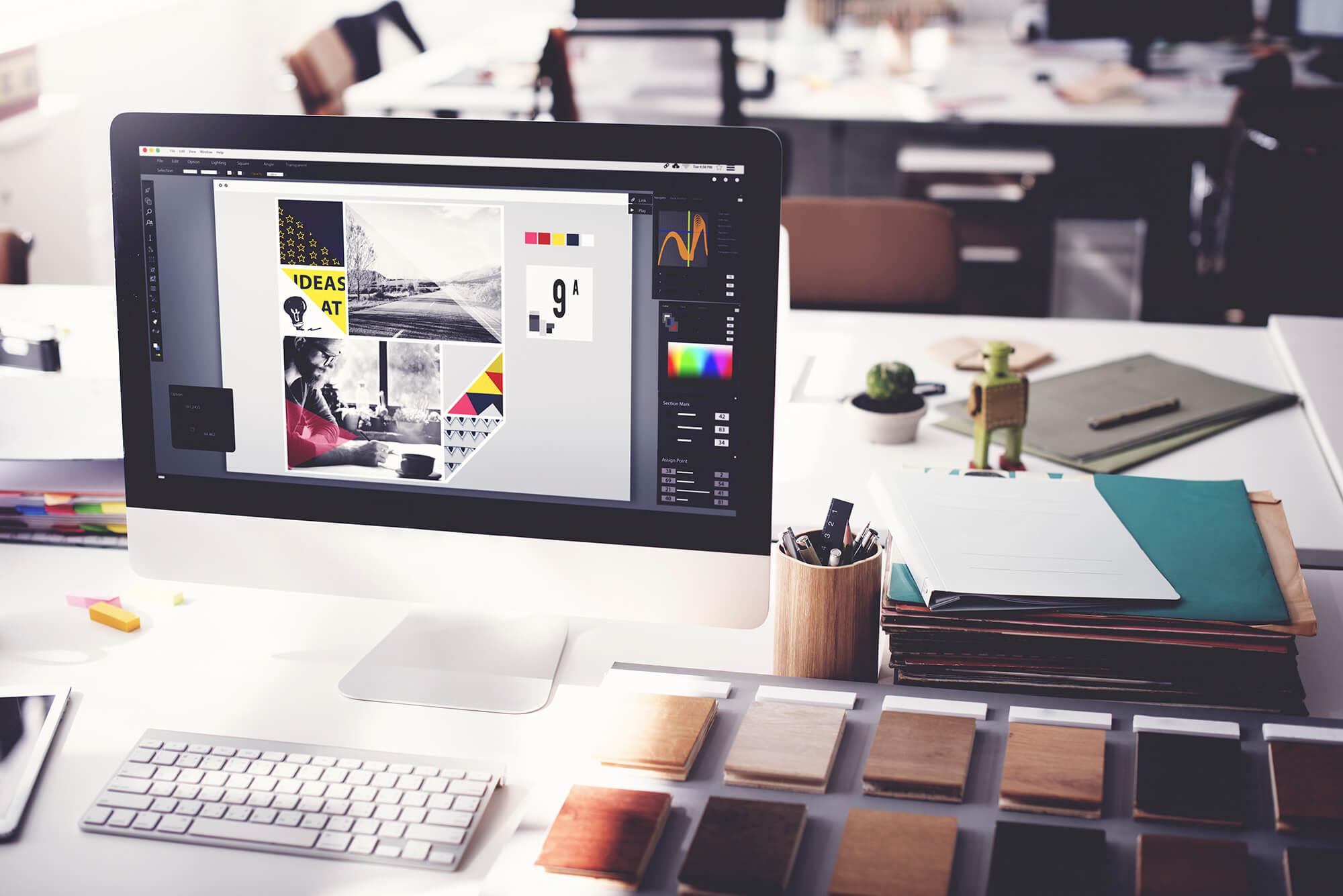 projekty graficzne, projekt graficzny, grafik komputerowy