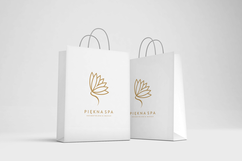 Piękna Spa, Logo - Agencja reklamy Prestige