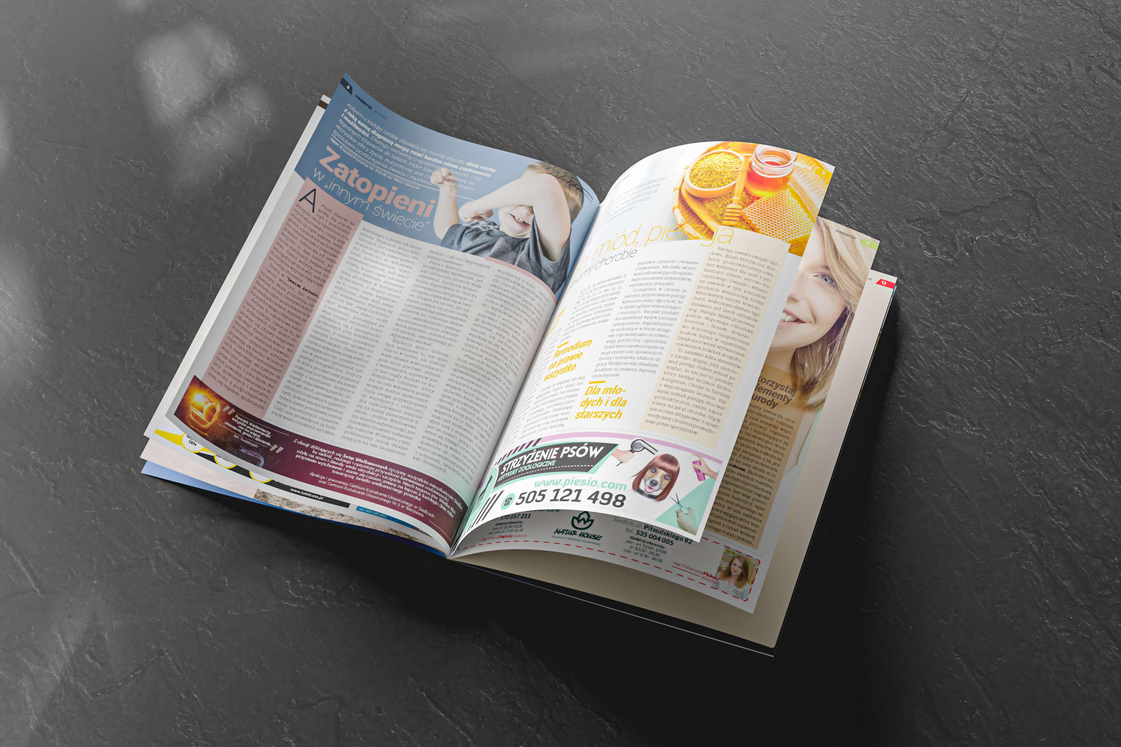 Magazyn Prestiż 2012 - 2018
