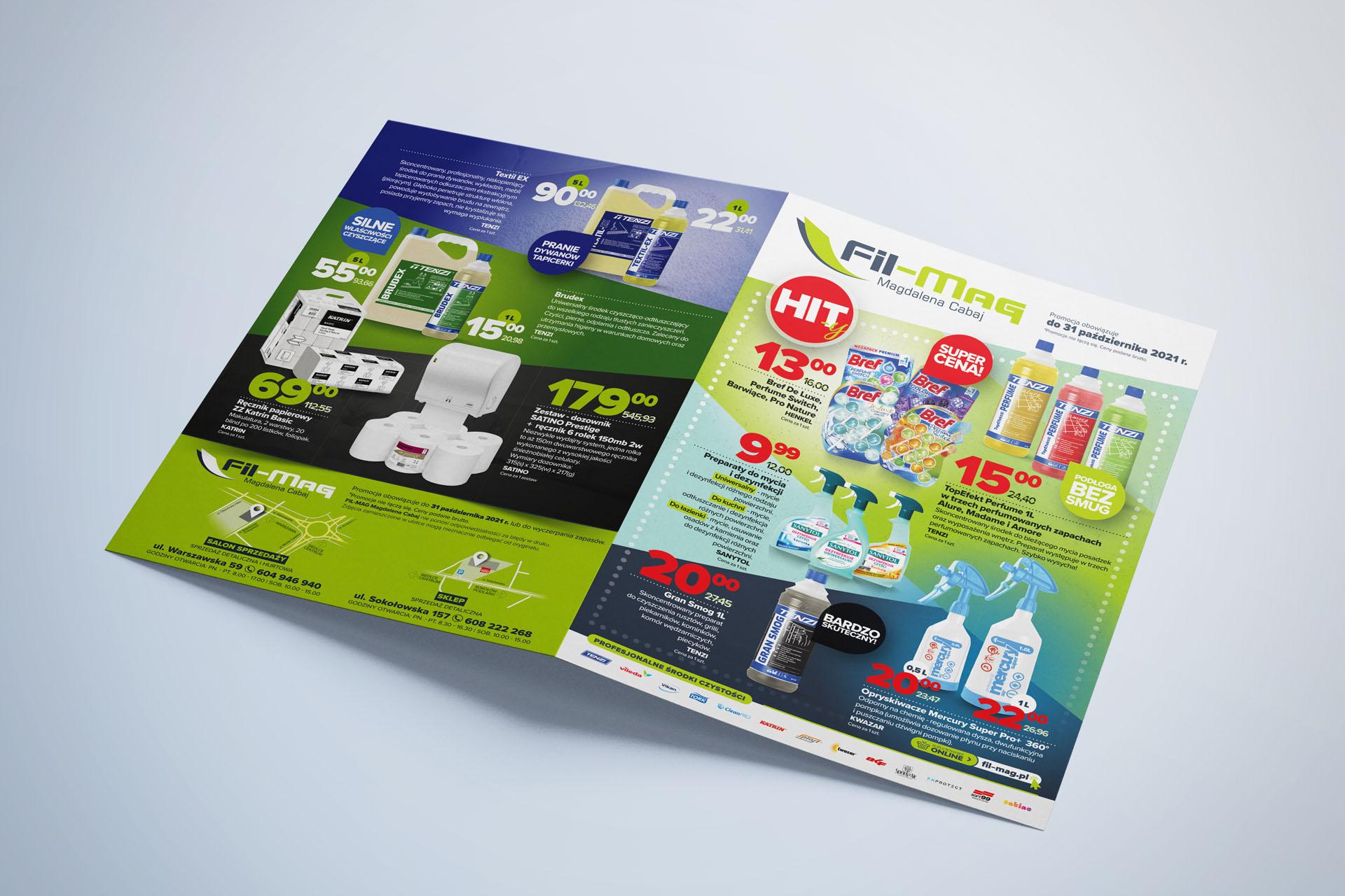 Fil-Mag - Gazetka produktowa